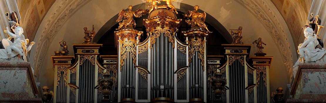 Шедевры органной музыки. Праздничный концерт