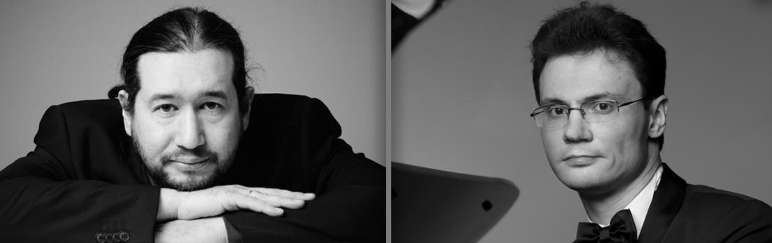 Амир Тебенихин, Сергей Соболев (фортепиано)