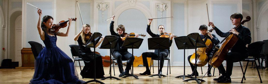 Творческая молодежь Московской консерватории