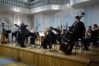 Эдисон! Концерт к 90-летию со дня рождения Э. Денисова